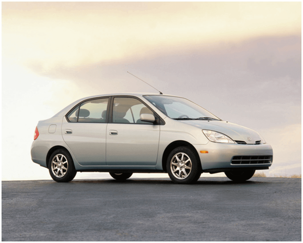 The history of hybrid cars -3