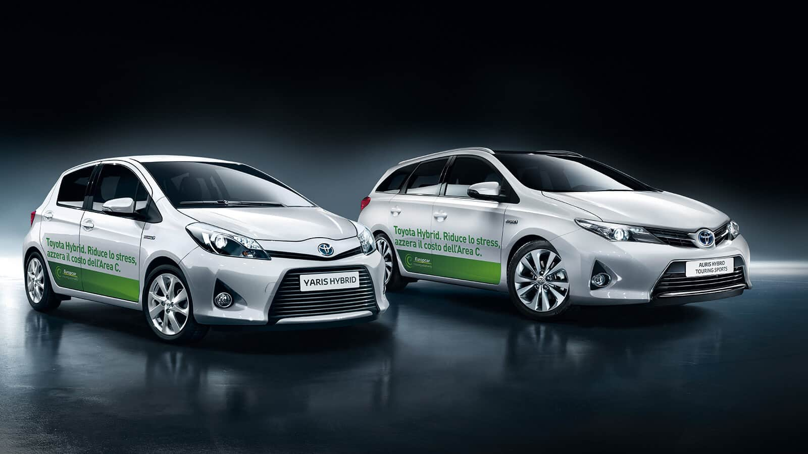 Hybrid car rental in Ukraine and abroad -2